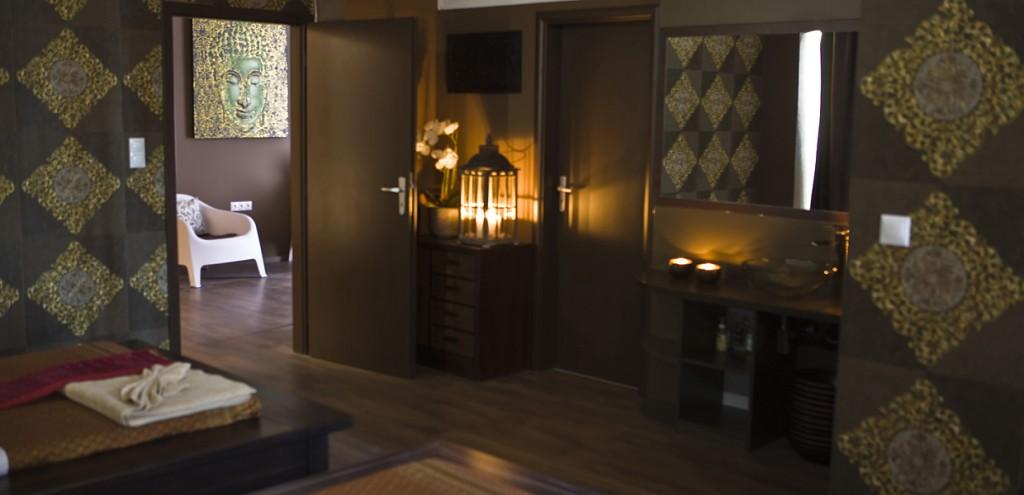 Miestnosti na thajské masáže