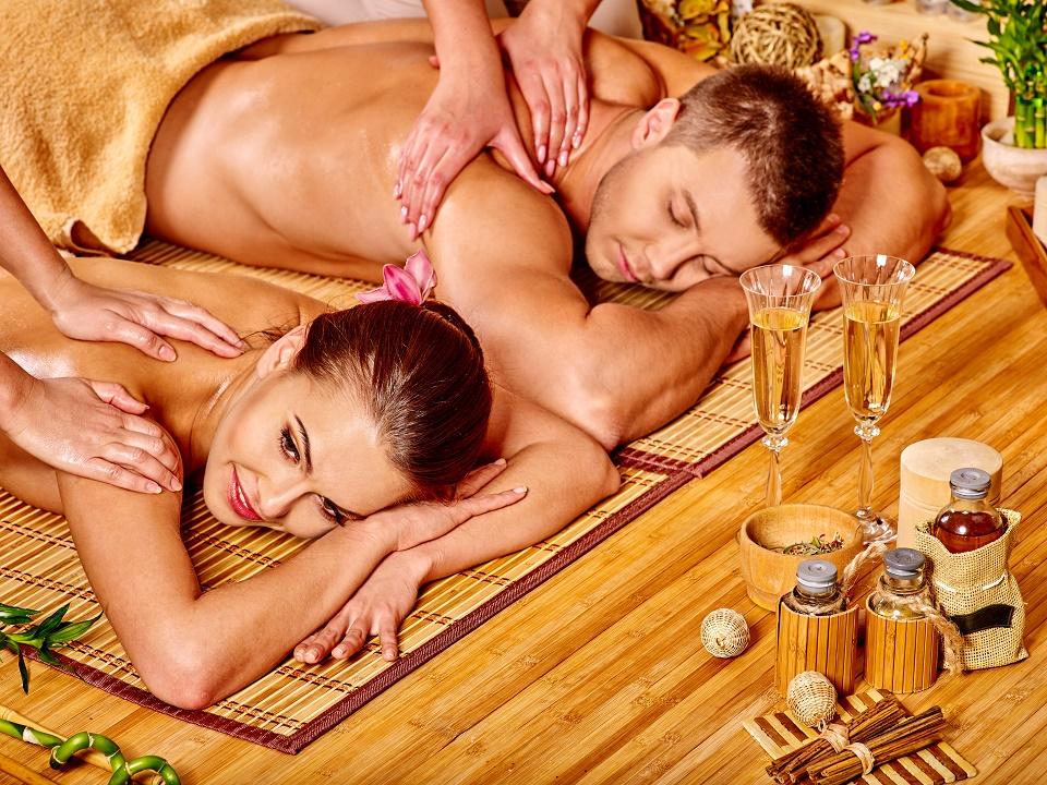 Romantické masáže pre páry